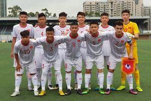 Bàn thắng muộn giúp U18 Việt Nam giành trọn ba điểm trận ra quân