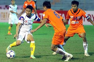 Đấu sớm Vòng 6- V. League 2019 SHB Đà Nẵng- SLNA: Lại hòa ở Hòa Xuân?