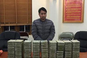 Công an liên tục bắt giữ hàng tạ, hàng tấn ma túy