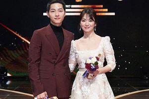 Trước ồn ào ly hôn, Song Hye Kyo là nàng dâu may mắn thế nào?