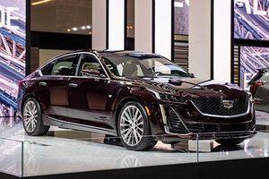 Ra mắt Cadillac CT5 'đối thủ' BMW 5 Series và Mercedes E-Class