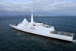 Pháp bàn giao khinh hạm mạnh nhất châu Âu cho Italy
