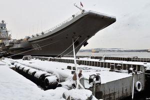 Có khi nào: Trung Quốc đóng tàu sân bay 'thuê' cho Nga? (2)
