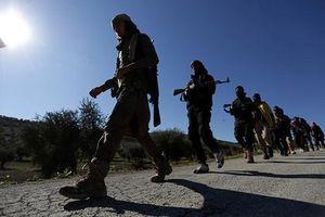 Quân đội Syria chịu tổn thất nặng nề sau cuộc tấn công của IS
