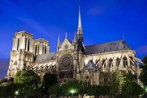 Cựu du học sinh Việt Nam tại Pháp chung tay phục dựng Nhà thờ Đức Bà