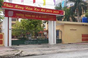Tòa án Thái Bình xử kín nguyên phó phòng cảnh sát kinh tế xâm hại nữ sinh