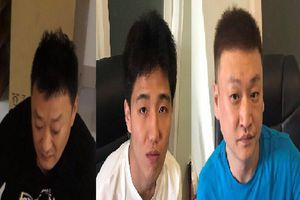 Bắt giữ 3 người Hàn Quốc cầm đầu đường dây đánh bạc lớn