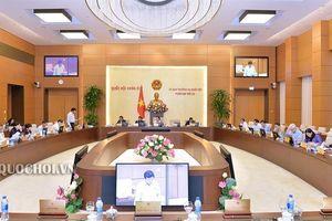 UBTVQH quyết định triệu tập kỳ họp thứ 7 Quốc hội khóa XIV, khai mạc vào ngày 20-5-2019
