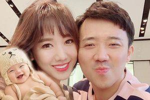 Trấn Thành tiết lộ sắp có con với Hari Won