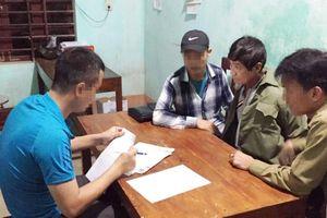 Nghệ An: Mật phục và bắt 2 đối tượng vận chuyển 1 bánh heroin trên Quốc lộ 48