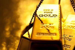 Giá vàng giảm liên tục trong 4 tuần