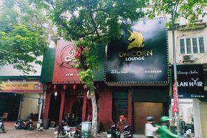 Quán bar Hey Club, caffe Tào Lao - Unicorn Lounge bị tố 'hành dân', phường Cửa Nam 'ngó lơ'?