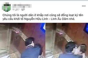 Cộng đồng mạng 'dậy sóng', yêu cầu khởi tố vụ 'ấu dâm bé gái trong thang máy'