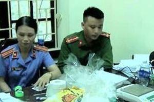 VKSND tỉnh Nghệ An thông tin về vụ gần 1 tấn ma túy đá 'bỏ quên' bên vệ đường