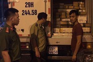 Bắc Giang: Liên tiếp bắt giữ hàng tấn thịt gà, lòng lợn không rõ nguồn gốc