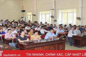 Nâng cao kiến thức, nghiệp vụ hộ tịch cho công chức cấp xã ở Hà Tĩnh