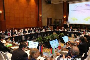 Toàn cảnh cuộc họp Ban điều hành hội nghị OANA 44