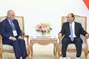 Thủ tướng Nguyễn Xuân Phúc tiếp các Trưởng đoàn dự OANA 44