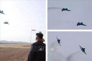 Vũ khí mà Triều Tiên vừa thử không bao gồm tên lửa đạn đạo