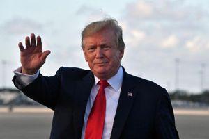 Tổng thống Trump là nhà lãnh đạo nước ngoài đầu tiên gặp Nhật hoàng mới
