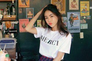Mặc đẹp mỗi ngày: Mix áo phông style cho ngày cuối tuần