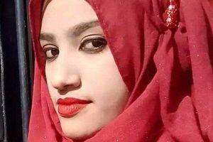Làn sóng đòi công bằng cho nữ sinh 19 tuổi bị thiêu sống vì tố cáo hiệu trưởng quấy rối tình dục ở Bangladesh