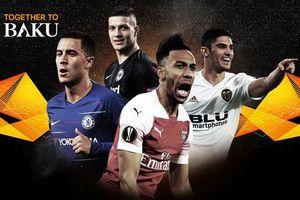 Xác định 2 cặp bán kết Europa League: Chờ chung kết trong mơ