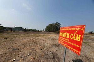 'Xẻ thịt' đất nông nghiệp, xây nhà không phép tràn lan tại huyện Bình Chánh