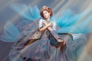 Nhật Hà lộng lẫy và quyến rũ trong bộ ảnh công chúa hoàng gia