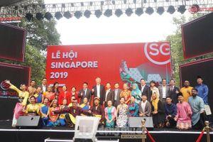 Singapore: Điểm đến hàng đầu dành cho các hoạt động doanh nghiệp