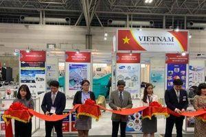 Doanh nghiệp Việt Nam tham dự triển lãm công nghiệp chế tạo tại Nhật Bản