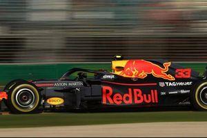 Hồ sơ khủng của đội đua F1 Red Bull Racing trình diễn tại Mỹ Đình
