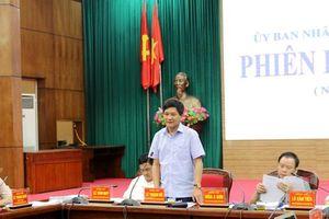 Điện Biên: Đồng thuận chủ trương Dự án đầu tư xây dựng Bến xe khách và khu dân cư tại xã Thanh Minh
