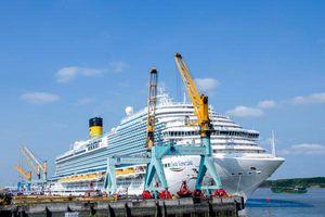 Cảng Phú Mỹ đón 5.000 khách quốc tế ghé thăm