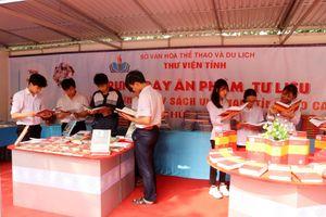 Lào Cai: Sôi nổi hưởng ứng Ngày Sách Việt Nam