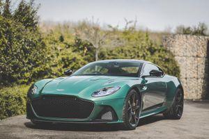 Aston Martin vừa kỉ niệm 60 năm vô địch Le Mans bằng 24 chiếc DBS đặc biệt