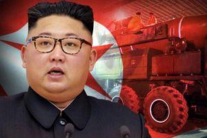 Thử vũ khí chiến thuật mới, ông Kim Jong-un muốn 'cảnh cáo' Mỹ?