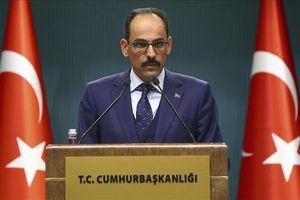 Thổ Nhĩ Kỳ là đối tác công nghệ trong chương trình sản xuất F-35