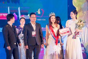 Bế Thị Băng giành giải nhất Vẻ đẹp Vầng trăng khuyết 2019