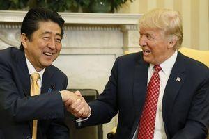Tổng thống Mỹ là quốc khách đầu tiên của Nhật trong niên hiệu Reiwa
