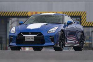 Ảnh chi tiết Nissan GT-R 2020 phiên bản kỷ niệm 50 năm
