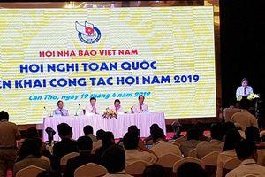 Hội Nhà báo Việt Nam: Kết quả toàn diện trên nhiều mặt công tác