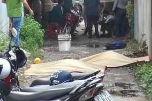 Bình Dương: Nghi án nam thanh niên đâm bạn gái rồi tưới xăng thiêu sống khiến cả 2 chết cháy