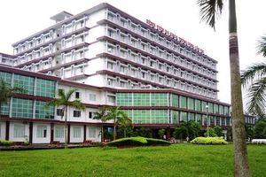 Sẽ mở rộng bệnh viện đa khoa Trung ương Cần Thơ