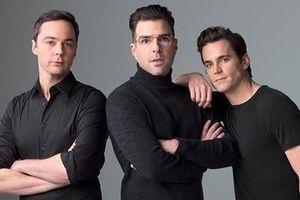 3 tài tử đồng tính hot nhất Hollywood cùng đóng phim gay