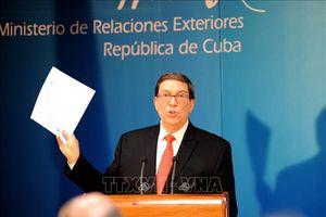 Không chỉ Cuba, nhiều nước cũng phản đối lệnh cấm vận Cuba của Mỹ