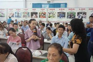 Tập huấn kỹ năng phòng ngừa, bảo vệ lao động trẻ em
