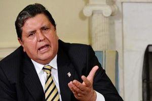 Bất ngờ thư tuyệt mệnh của cựu Tổng thống Peru vừa tự sát