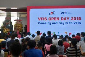 TP.HCM: Trường quốc tế Việt Nam-Phần Lan đầu tiên khai trường