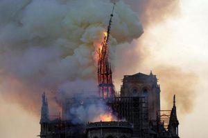 Cháy nhà thờ Đức Bà Paris: Tiếc nuối không của riêng nước Pháp